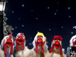 Joy to the World Pitch Perfect Poultry