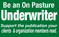 Be an On Pasture Underwriter!
