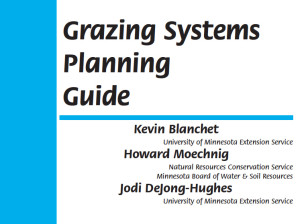 Grazing Systems Planning Guide sm