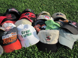 Are there really too many hats?!