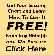 Get Your Grazing Chart