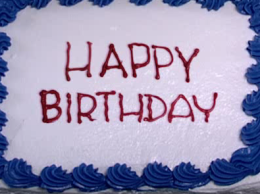 Birthday Cake Kills