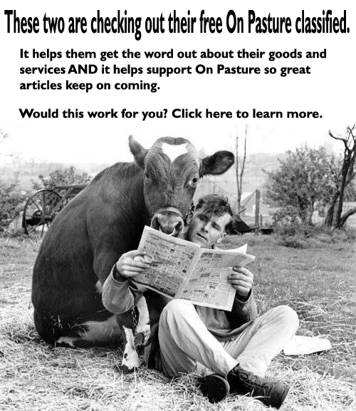 Cow and Farmer Read Paper2