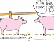 Optimistic Pig 2