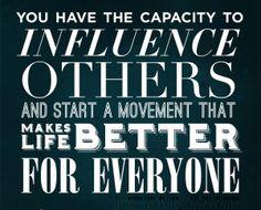 Start a Movement