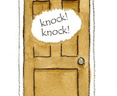 KnockKnockDoor