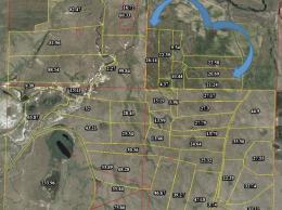 Reiser Ranch Grazing Map